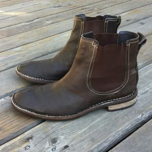 Cole Haan Shoes - Men's COLE HAAN CANTON Chelsea Chukka Ankle Boots